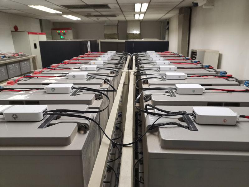 蓄电池在线监测系统在轨道交通方面的应用