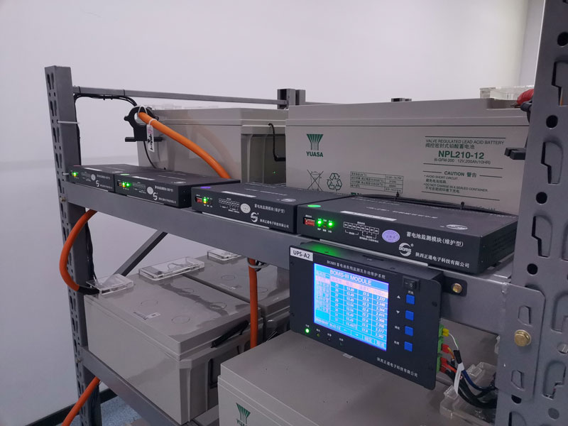 消除安全隐患,一套可以定位故障电池的蓄电池监测系统