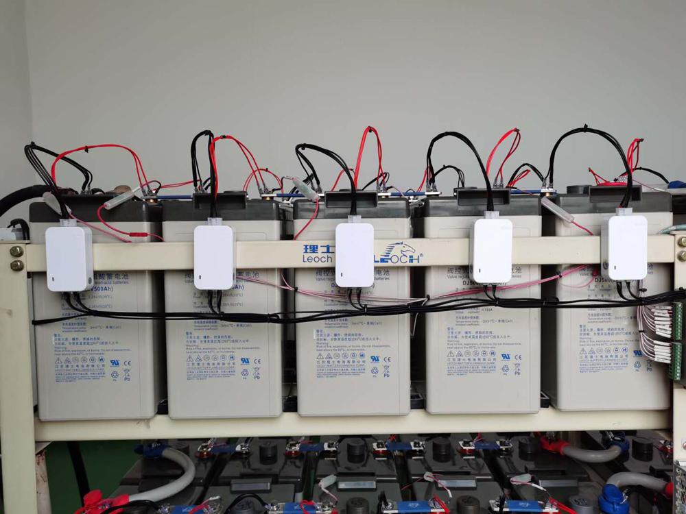 蓄电池监测
